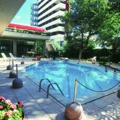 Отель Grand Hotel Adriatico Италия, Монтезильвано - отзывы, цены и фото номеров - забронировать отель Grand Hotel Adriatico онлайн бассейн