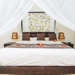 Отель Lomani Island Resort - Adults Only сейф в номере