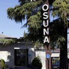 Hotel Best Osuna Мадрид спортивное сооружение