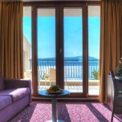 Отель Pine Черногория, Тиват - отзывы, цены и фото номеров - забронировать отель Pine онлайн комната для гостей фото 5