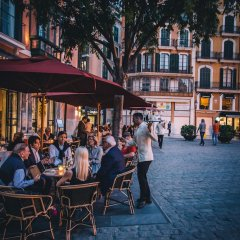 Отель Mama Испания, Пальма-де-Майорка - 1 отзыв об отеле, цены и фото номеров - забронировать отель Mama онлайн парковка