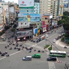Saigon Night Hotel городской автобус