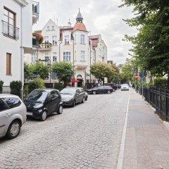 Апартаменты Royal Apartments - Apartamenty Morskie Сопот парковка