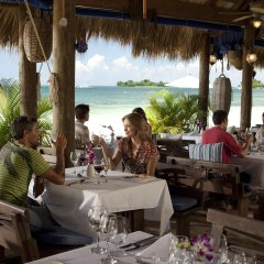 Отель Sandals Negril Beach Resort & Spa Luxury Inclusive Couples Only питание