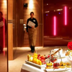 Отель Pullman Barcelona Skipper питание фото 2