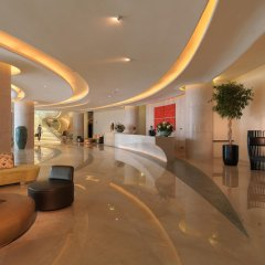 Отель Hilton Capital Grand Abu Dhabi спа фото 2