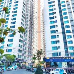 Отель 999 CONDOTEL Muong Thanh Vien Trieu Нячанг парковка
