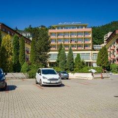 Отель Spa Resort Sanssouci Карловы Вары городской автобус