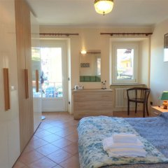 Отель I Due Galletti Azzurri Бавено комната для гостей фото 4