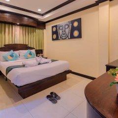 Отель Fish and summer House Таиланд, Пхукет - отзывы, цены и фото номеров - забронировать отель Fish and summer House онлайн комната для гостей фото 4