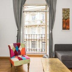 Отель Apartamento en Ópera Испания, Мадрид - отзывы, цены и фото номеров - забронировать отель Apartamento en Ópera онлайн комната для гостей фото 5