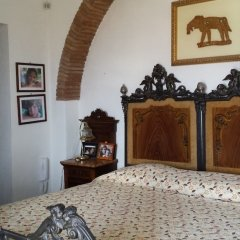 Отель Al Castello Амантея комната для гостей фото 4