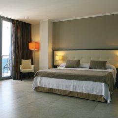 Gran Hotel Sol y Mar (только для взрослых 16+) Кальпе комната для гостей фото 5