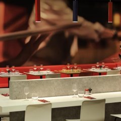 Отель Ibis Milano Ca Granda Италия, Милан - 13 отзывов об отеле, цены и фото номеров - забронировать отель Ibis Milano Ca Granda онлайн помещение для мероприятий