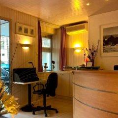 Boulogne Résidence Hotel Булонь-Бийанкур интерьер отеля