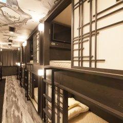 Отель Centurion Hotel Residential Cabin Tower Япония, Токио - отзывы, цены и фото номеров - забронировать отель Centurion Hotel Residential Cabin Tower онлайн интерьер отеля фото 3