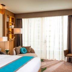 Отель InterContinental Nha Trang Вьетнам, Нячанг - 3 отзыва об отеле, цены и фото номеров - забронировать отель InterContinental Nha Trang онлайн комната для гостей