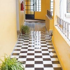 Отель Hostal Amigo Suites Мехико помещение для мероприятий