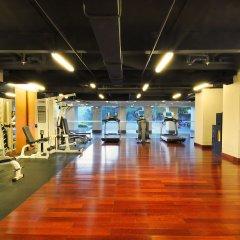 Padma Hotel Bandung фитнесс-зал фото 3