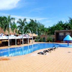 Отель New Wave Vung Tau Вьетнам, Вунгтау - отзывы, цены и фото номеров - забронировать отель New Wave Vung Tau онлайн бассейн