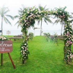 Отель Palm Garden Beach Resort And Spa Хойан фото 3