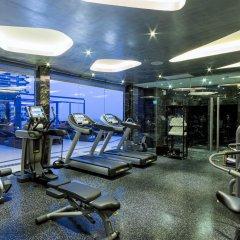 Отель Centara Grand Phratamnak Pattaya фитнесс-зал