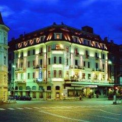Отель Europa Splendid Горнолыжный курорт Ортлер спортивное сооружение