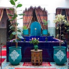 Отель Riad Tiziri Марокко, Марракеш - отзывы, цены и фото номеров - забронировать отель Riad Tiziri онлайн бассейн