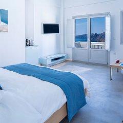 Отель Alti Santorini Suites Греция, Остров Санторини - отзывы, цены и фото номеров - забронировать отель Alti Santorini Suites онлайн комната для гостей фото 5