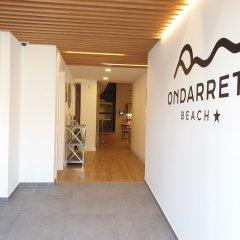 Отель Ondarreta Beach Испания, Сан-Себастьян - отзывы, цены и фото номеров - забронировать отель Ondarreta Beach онлайн фото 7