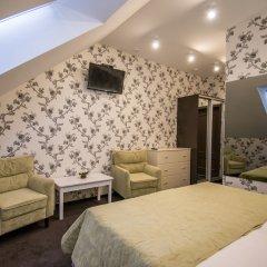 Гостиница «Шертон» комната для гостей фото 4