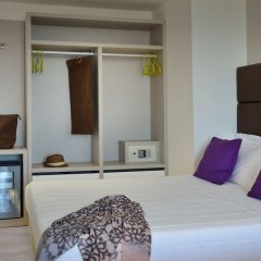 Отель Boemia Италия, Риччоне - 2 отзыва об отеле, цены и фото номеров - забронировать отель Boemia онлайн сейф в номере