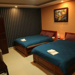 Hostel Rosa Далат сейф в номере
