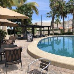 Отель Villa Lomas Мексика, Сан-Хосе-дель-Кабо - отзывы, цены и фото номеров - забронировать отель Villa Lomas онлайн бассейн фото 3