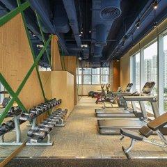 Отель COZi ·Wetland Китай, Гонконг - отзывы, цены и фото номеров - забронировать отель COZi ·Wetland онлайн фитнесс-зал фото 2