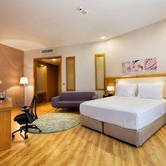 Hilton Garden Inn Kocaeli Sekerpinar Турция, Стамбул - отзывы, цены и фото номеров - забронировать отель Hilton Garden Inn Kocaeli Sekerpinar онлайн комната для гостей