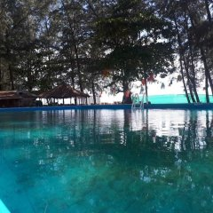 Отель Eco Lanta Hideaway Beach Resort Ланта бассейн фото 2