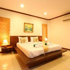 Отель The Green Beach Resort комната для гостей фото 2