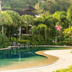 Отель Bangtao Beach Garden By Resava Group пляж Банг-Тао бассейн
