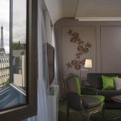 Renaissance Paris Hotel Le Parc Trocadero комната для гостей фото 5