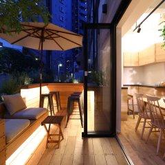 Hotel Wing International Kourakuen балкон