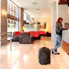 Hotel Ganivet интерьер отеля фото 4