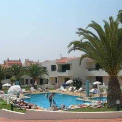 Отель Belmonte Apartments Португалия, Албуфейра - отзывы, цены и фото номеров - забронировать отель Belmonte Apartments онлайн бассейн фото 3