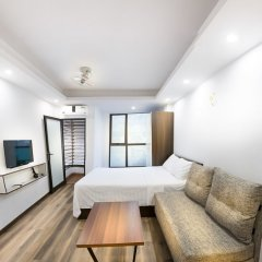 Апартаменты Newlife Apartment Hanoi 3 комната для гостей фото 2