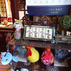 Отель Chang Yard Hotel Китай, Пекин - отзывы, цены и фото номеров - забронировать отель Chang Yard Hotel онлайн интерьер отеля фото 2