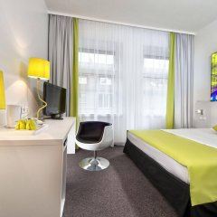 Отель Wyndham Garden Düsseldorf City Centre Königsallee комната для гостей фото 4