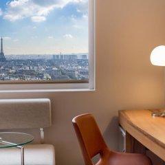 Отель Hyatt Regency Paris Etoile Франция, Париж - 11 отзывов об отеле, цены и фото номеров - забронировать отель Hyatt Regency Paris Etoile онлайн удобства в номере