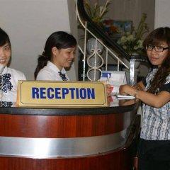 Отель Green Street Hotel Вьетнам, Ханой - отзывы, цены и фото номеров - забронировать отель Green Street Hotel онлайн интерьер отеля фото 2