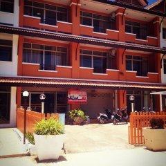Отель Lanta Riviera Mansion балкон