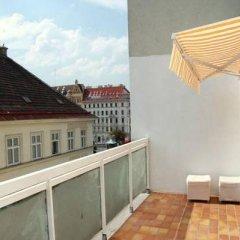 Апартаменты Apartment AM Naschmarkt балкон